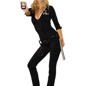 Sexy FBI Agent Costume