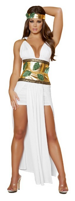 Sexy Goddess Costume - 4pc