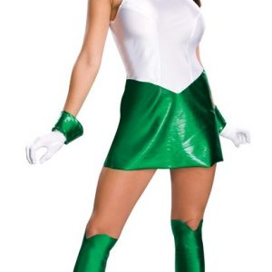 Sexy Green Lantern Costume - Extra Small