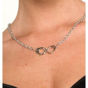 Sexy Handcuff Necklace