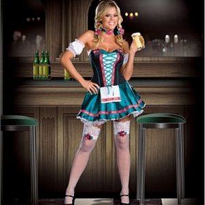 Sexy Heidi Hottie Costume