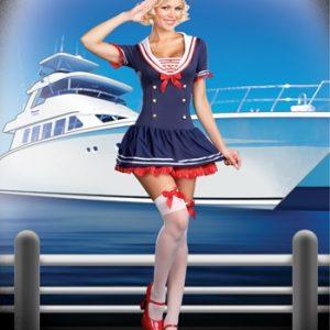 Sexy Hello Sailor Costume