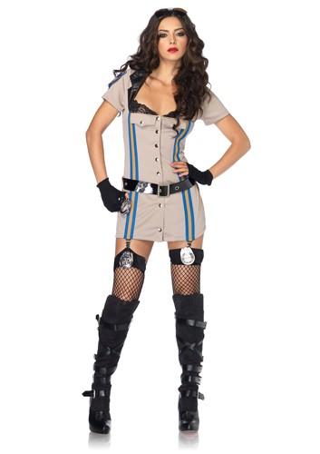 Sexy Highway Patrol Honey Costume