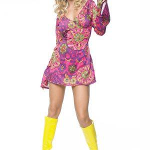 Sexy Hippie Girl Dress