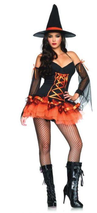 Sexy Hocus Pocus Witch Costume