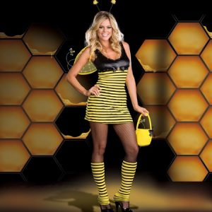 Sexy Honeybee Costume