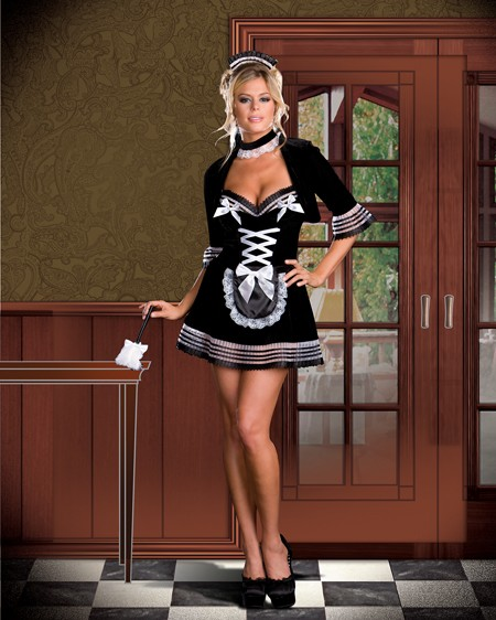 Sexy House Maid Costume