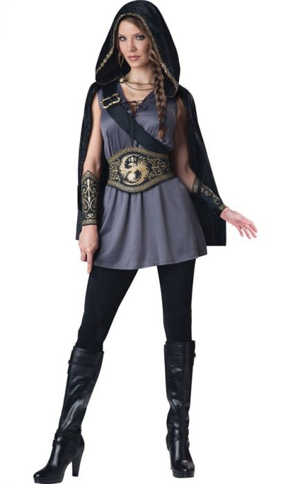 Sexy Huntress Costume