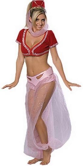 Sexy I Dream of Jeannie Costume