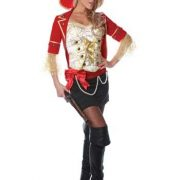 Sexy Lace Pirate Costume