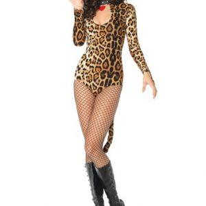 Sexy Leopard Costume - Wicked Wildcat