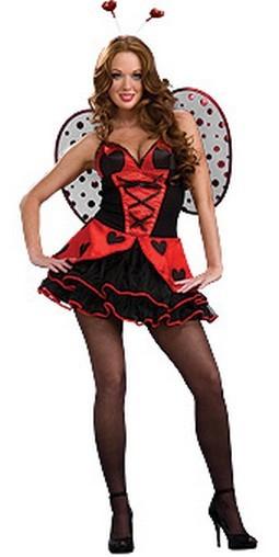 Sexy Miss Ladybug Costume
