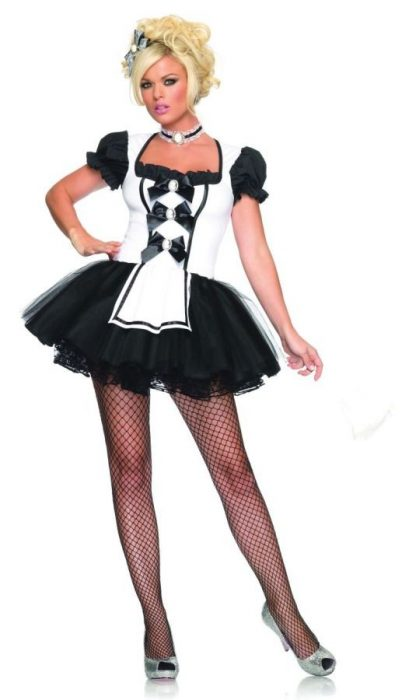 Sexy Mistress Maid Costume