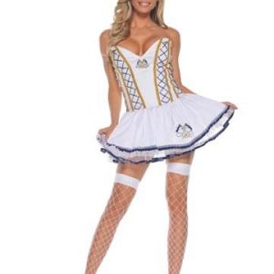 Sexy Naughty Sailor Costume