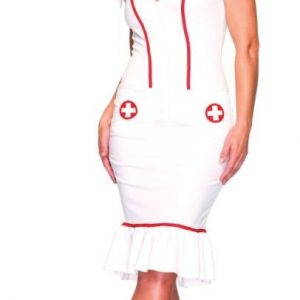 Sexy Nurse Costume - Miss Diagnosis