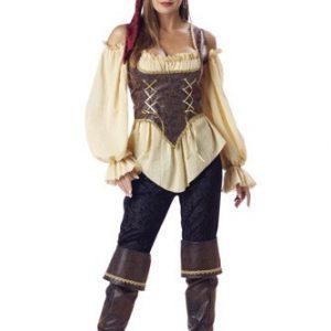 Sexy Pirate Costume - Rustic Pirate