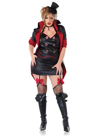 Sexy Plus Size Immortal Costume