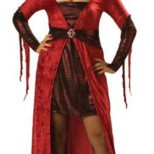 Sexy Plus Size Seductive Devil Costume