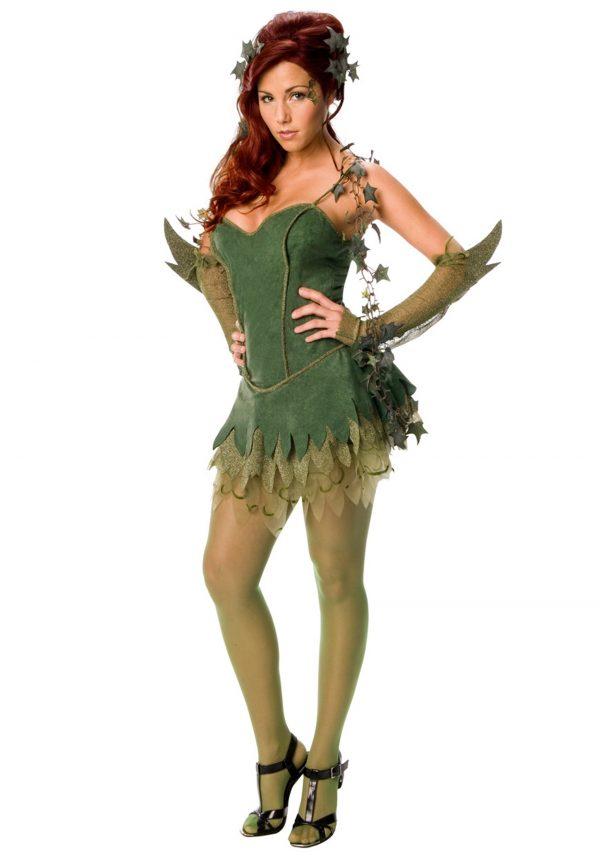 Sexy Poison Ivy Costume