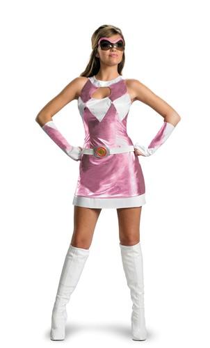 Sexy Power Ranger Costume