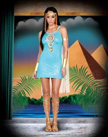 Sexy Queen Of Da Nile Costume