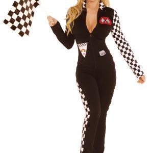 Sexy Race Car Jumpsuit