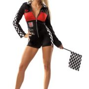 Sexy Racer Girl Costume