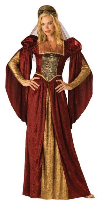 Sexy Renaissance Maiden Costume
