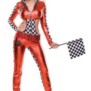 Sexy Risky Racer Costume