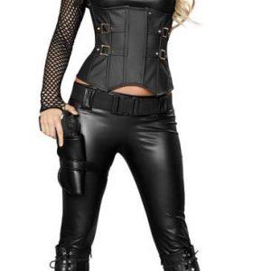 Sexy SWAT Costume