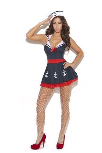 Sexy Sailor Costume - Sailor's Delight
