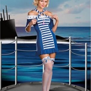 Sexy Sailor Girl Costume