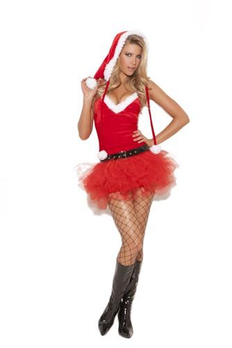 Sexy Santa Costume - Santa's Sweetie