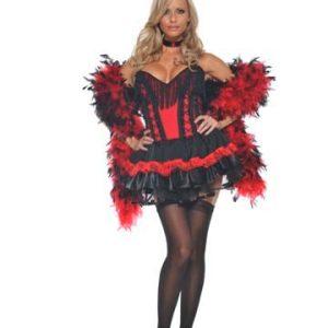 Sexy Speakeasy Saloon Girl Costume