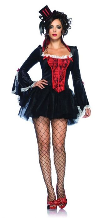 Sexy Transylvania Temptress Costume