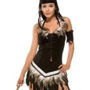 Sexy Tribal Princess Costume