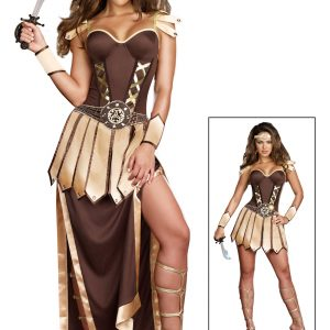 Sexy Trojan Warrior Costume