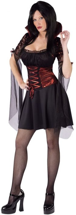 Sexy Twilight Vampire Costume