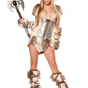 Sexy Valiant Viking Costume