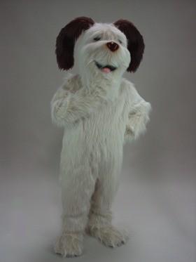 Shaggy Dog Mascot Costume