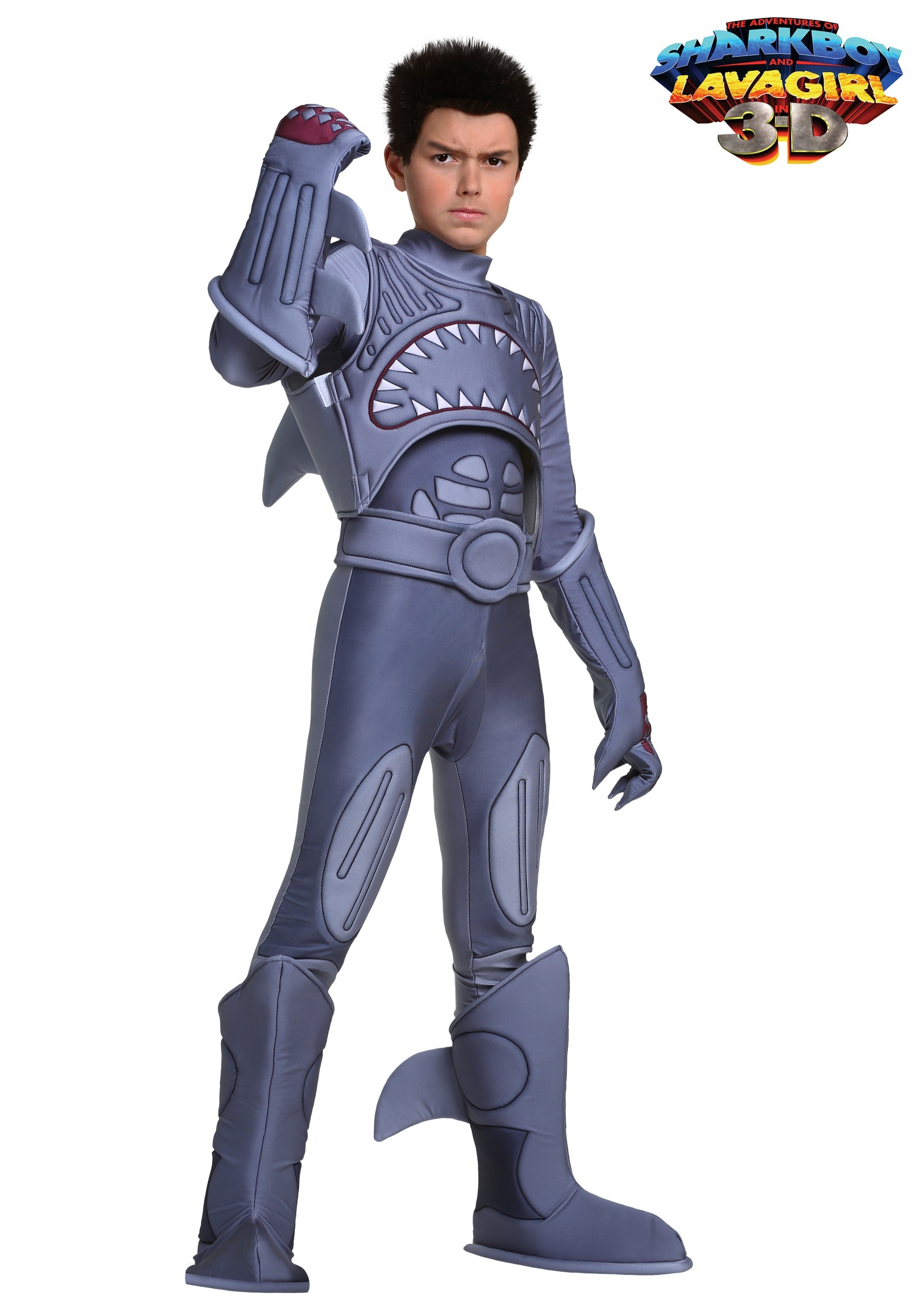 Sharkboy and Lavagirl Costumes