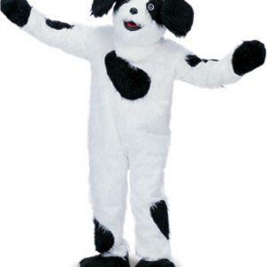 Sheepdog Mascot Costume