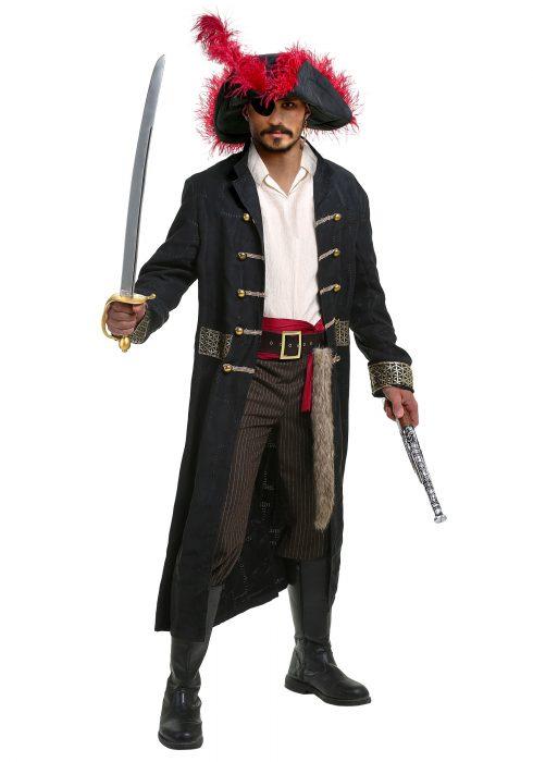Shipwreck Captain Men's Costume
