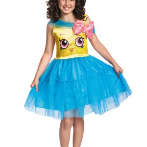Shopkins Cupcake Queen Classic Girls Costume