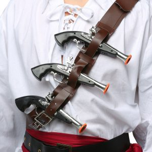 Shoulder Belt With Guns