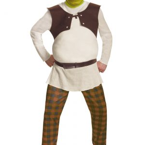 Shrek Deluxe Plus Size Adult Costume