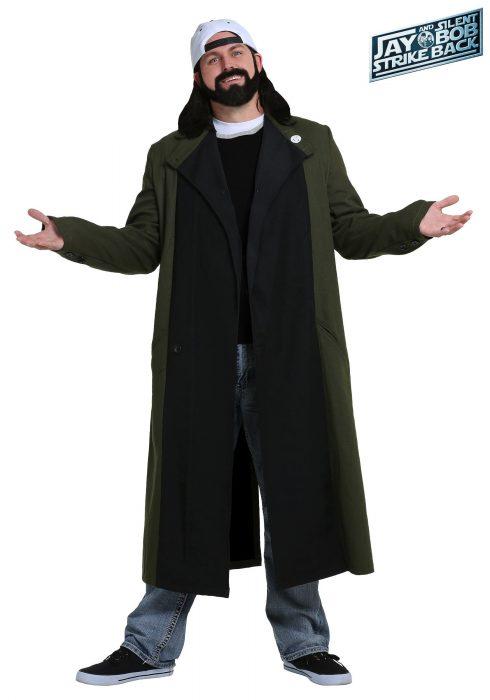 Silent Bob Men's Costume