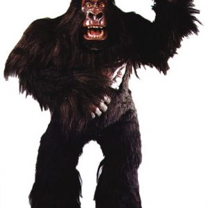 Simian Super Gorilla Mascot Costume