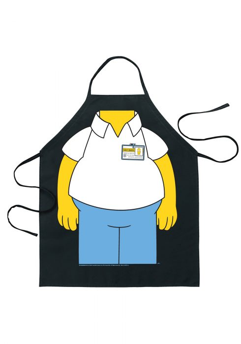 Simpsons Homer Character Apron