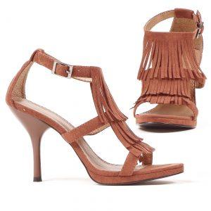 Sioux Sandal Heels